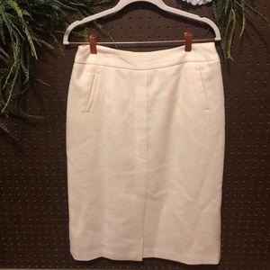 Petite Sag Harbor Wool Skirt